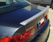Acura TSX 2004-2008 - Лип-спойлер на крышку багажника  (под покраску) фото, цена