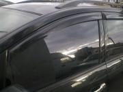 Subaru Forester 2008-2012 - Дефлекторы окон (ветровики), комлект. (Cobra Tuning) фото, цена