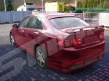 Коврик багажника Honda accord 2004г в