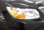 Kia Cerato 2004-2008 - Реснички на фары, комплект 2 штуки, UA фото, цена