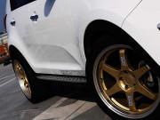 Kia Sportage 2010-2014 - Пороги BMW style, комплект 2 штуки. (WINBO) фото, цена