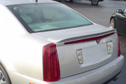 Cadillac STS 2005-2011 - Спойлер на крышку багажника (под покраску) фото, цена