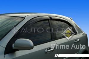 Chevrolet Lacetti 2003-2013 - Дефлекторы окон, хетчбек к-т 4 шт.  фото, цена