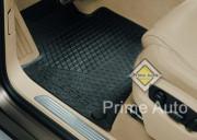 Volkswagen Touareg 2011-2014 - Коврики резиновые к-т 2 шт. передние. (VAG) фото, цена