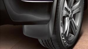 Toyota Venza 2009-2014 - Брызговики, передние. (Toyota) фото, цена