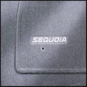 Toyota Sequoia 2006-2014 - Коврик тканевый - 3 ряд сидений (Toyota). фото, цена