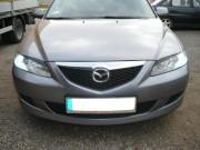 Mazda 6 2002-2007 - Реснички на фары  к-т 2 шт. MOD2 (UA) фото, цена