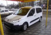 Peugeot Partner 2009-2013 - Дефлекторы окон (ветровики). (HIC) фото, цена