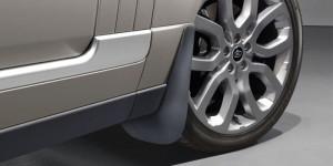 Land Rover Range Rover 2013-2015 - Брызговики передние, к-т 2 шт (LR). фото, цена
