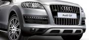 Audi Q7 2006-2010 - Накладка переднего бампера Offroad. фото, цена