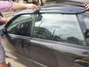 Subaru Outback 2000-2003 - Дефлекторы окон (ветровики), комлект. (AVS) фото, цена