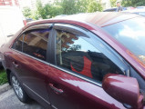 Материал тканных ковриков в авто