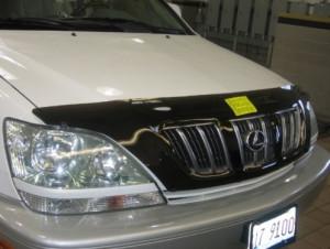 Lexus RX 1999-2003 - Дефлектор капота, (Benevento) фото, цена