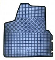 Fiat Scudo 2007-2014 - Коврики резиновые, черные, комплект 2 штуки, передние Rigum фото, цена