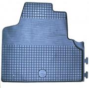 Fiat Scudo 2007-2014 - Коврики резиновые, темно-серые, комплект 2 штуки, передние , Doma. фото, цена