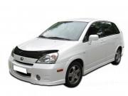Suzuki  Liana 2001-2012 - Дефлектор капота (мухобойка), VIP Tuning фото, цена