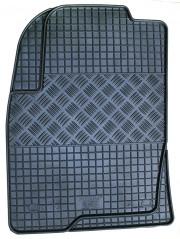 Ford Fusion 2002-2012 - Коврики резиновые, черные, комплект 4 штуки, Rigum фото, цена