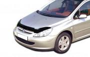 Peugeot Boxer 1994-2003 - Дефлектор капота (мухобойка), VIP Tuning фото, цена