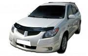 Pontiac Vibe 2002-2007 - Дефлектор капота (мухобойка), VIP Tuning фото, цена