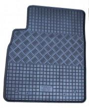 Chevrolet Cruze 2008-2012 - Коврики резиновые, черные, комплект 4 штуки, Rigum фото, цена