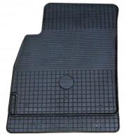 Chevrolet Cruze 2008-2012 - Коврики резиновые, темно-серые, комплект 4 штуки, Doma. фото, цена