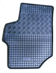 Citroen C-Elysee 2013-2014 - Коврики резиновые, черные, комплект 4 штуки, Rigum фото, цена