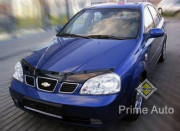 Chevrolet Nubira 2003-2012 - Дефлектор капота (мухобойка), VIP Tuning фото, цена