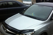 Chrysler Neon 1999-2005 - Дефлектор капота (мухобойка), VIP Tuning фото, цена