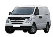Hyundai Grand Starex 2007-2012 - Дефлектор капота (мухобойка), VIP Tuning фото, цена