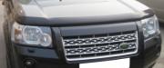 Land Rover Freelander 1997-2006 - Дефлектор капота (мухобойка), VIP Tuning фото, цена