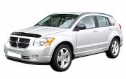 Dodge Caliber 2006-2012 - Дефлектор капота (мухобойка). (VIP Tuning) фото, цена