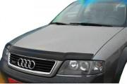 Audi A4 1994-2001 - Дефлектор капота (мухобойка). (VIP Tuning) фото, цена
