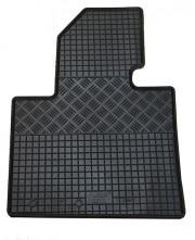 Kia Sorento 2010-2012 - (5 местн.) - Коврики резиновые, черные, комплект 4 штуки, (Rigum) фото, цена