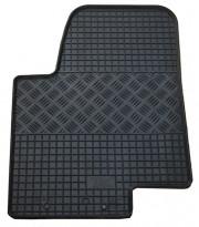 Kia Soul 2009-2013 - Коврики резиновые, черные, комплект 4 штуки, (Rigum) фото, цена