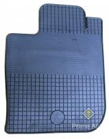 Резиновые накладки на пороги логан