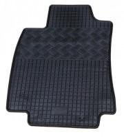 Nissan Tiida 2004-2012 - Коврики резиновые, черные, комплект 4 штуки. (Rigum) фото, цена