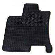 Nissan Qashqai 2008-2012 - +2 Коврики резиновые, черные, комплект 4 штуки. (Rigum) фото, цена