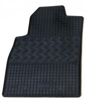 Opel Zafira 2012-2014 - Коврики резиновые, черные, комплект. (Rigum) фото, цена