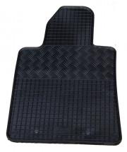 Peugeot 508 2010-2014 - Коврики резиновые, черные, комплект 4 штуки. (Rigum) фото, цена