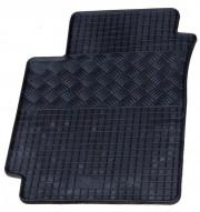 Suzuki Grand Vitara 2005-2014 - Коврики резиновые, черные, комплект 4 штуки. (Rigum) фото, цена