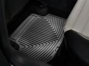 Volkswagen Phaeton 2004-2008 - Коврики резиновые, задние, черные. (WeatherTech) фото, цена