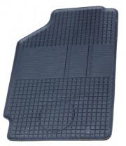 Skoda Felicia 1994-2001 - Коврики резиновые, темно-серые, комплект 4 штуки. (Doma) фото, цена
