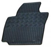 Skoda Yeti 2009-2014 - Коврики резиновые, черные, комплект 4 штуки. (Rigum) фото, цена