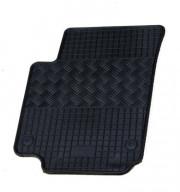 Skoda Citigo 2011-2014 - Коврики резиновые, черные, комплект 4 штуки. (Rigum) фото, цена