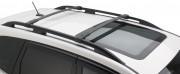 Subaru Forester 2013-2016 - Поперечины к продольным рейлингам, аэродинамические, комплект 2 штуки. (Subaru) фото, цена