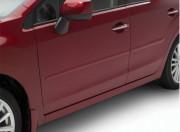 Subaru XV 2011-2014 - Молдинги боковые, комплект 4 штуки. (Subaru) фото, цена