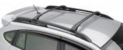 Subaru XV 2011-2016 - Поперечины к продольным рейлингам, аэродинамические, комплект 2 штуки. (Subaru) фото, цена