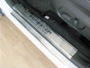 Subaru Forester 2013-2016 - Порожки внутренние, комплект 8 штук.  фото, цена
