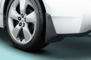Toyota Avensis 2011-2013 - Брызговики задние, комплект 2 шт (Toyota). фото, цена