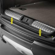 Land Rover Range Rover Sport 2013-2014 - Защитные накладки в багажник. (Land Rover) фото, цена